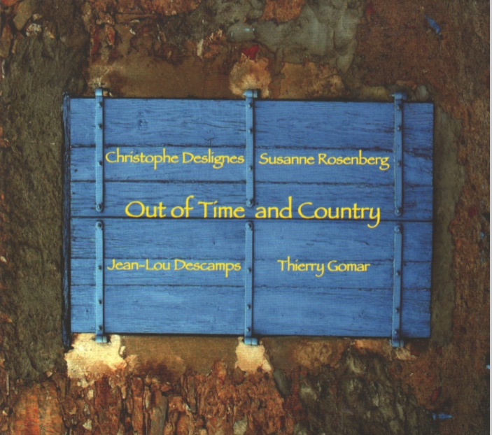 CD Out of Time and Country